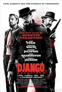 Django Livre - Poster / Capa / Cartaz - Oficial 1