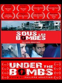 Sob as Bombas - Poster / Capa / Cartaz - Oficial 1
