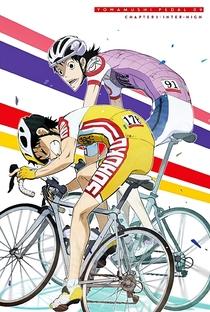 Yowamushi Pedal (1ª Temporada) - Poster / Capa / Cartaz - Oficial 10