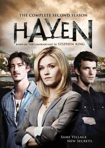 Haven (2ª Temporada) - Poster / Capa / Cartaz - Oficial 1