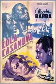 Lola Casanova - Poster / Capa / Cartaz - Oficial 1