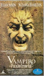 Vampiro - Paixão Imortal - Poster / Capa / Cartaz - Oficial 1