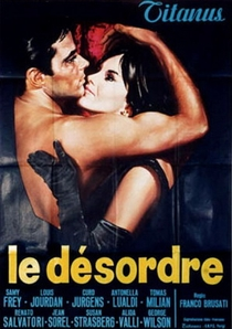 A Desordem - Poster / Capa / Cartaz - Oficial 1