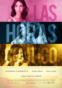 Las Horas Contigo - Poster / Capa / Cartaz - Oficial 1