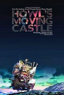 O Castelo Animado - Poster / Capa / Cartaz - Oficial 5