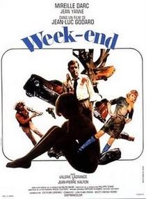 Week-End à Francesa - Poster / Capa / Cartaz - Oficial 3
