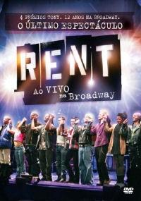 Rent - Os Boêmios: Ao Vivo na Broadway - Poster / Capa / Cartaz - Oficial 2