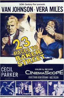 A 23 Passos da Rua Baker - Poster / Capa / Cartaz - Oficial 1