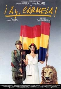 Ay, Carmela! - Poster / Capa / Cartaz - Oficial 1