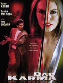 Karma Assassino - Poster / Capa / Cartaz - Oficial 4