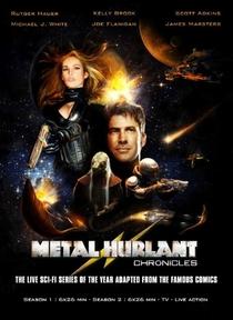 Métal Hurlant Chronicles (1ª Temporada) - Poster / Capa / Cartaz - Oficial 2