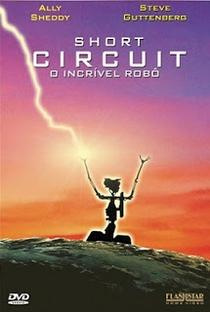 Short Circuit: O Incrível Robô - Poster / Capa / Cartaz - Oficial 6