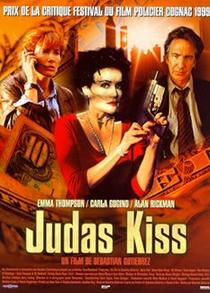 O Beijo da Traição - Poster / Capa / Cartaz - Oficial 1