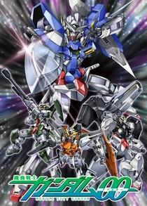 Mobile Suit Gundam 00 (1ª Temporada) - Poster / Capa / Cartaz - Oficial 2
