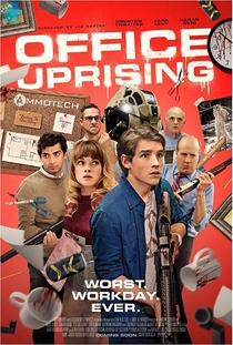 Office Uprising - Poster / Capa / Cartaz - Oficial 2