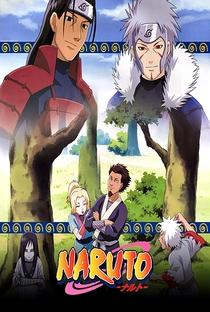 Naruto (3ª Temporada) - Poster / Capa / Cartaz - Oficial 2