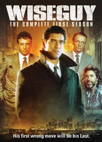 O Homem da Máfia (1ª Temporada) - Poster / Capa / Cartaz - Oficial 1