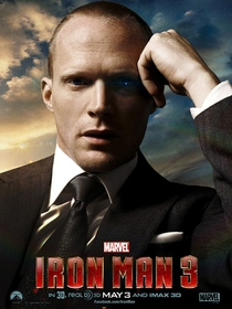 Homem de Ferro 3 - Poster / Capa / Cartaz - Oficial 14