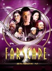 Farscape 4ª Temporada - Poster / Capa / Cartaz - Oficial 6