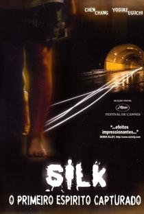 Silk - O Primeiro Espírito Capturado - Poster / Capa / Cartaz - Oficial 1
