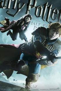 Harry Potter e o Enigma do Príncipe - Poster / Capa / Cartaz - Oficial 18