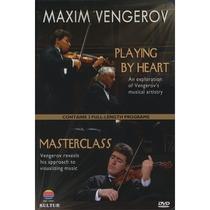 Maxim Vengerov: Playing by Heart/Masterclass - Poster / Capa / Cartaz - Oficial 1