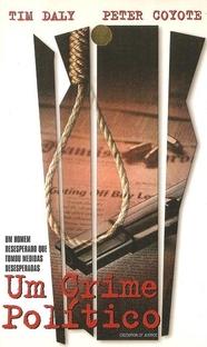 Um Crime Político - Poster / Capa / Cartaz - Oficial 1