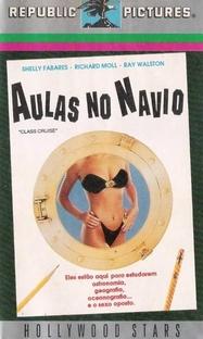 Aulas no Navio - Poster / Capa / Cartaz - Oficial 2
