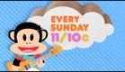 Watch Julius Jr. Every Sunday at 11am/10c on Nick Jr.!