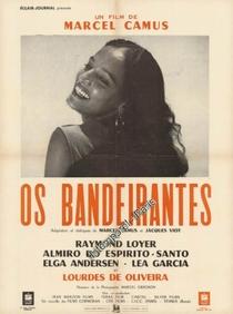 Os Bandeirantes - Poster / Capa / Cartaz - Oficial 2