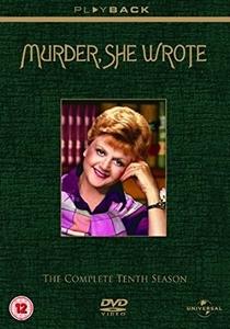 Assassinato por Escrito (10ª Temporada) - Poster / Capa / Cartaz - Oficial 1