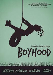 Boyhood: Da Infância à Juventude - Poster / Capa / Cartaz - Oficial 9