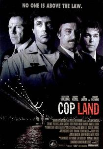 Cop Land - Poster / Capa / Cartaz - Oficial 4