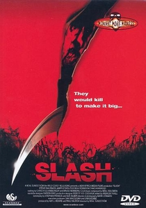 Slash - Rock do Terror - Poster / Capa / Cartaz - Oficial 1
