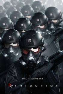 Resident Evil 5: Retribuição - Poster / Capa / Cartaz - Oficial 20