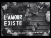 O Amor Existe - Poster / Capa / Cartaz - Oficial 1