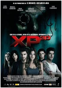 Paranormal Xperience 3D - Poster / Capa / Cartaz - Oficial 1
