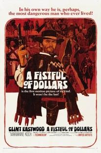 Por um Punhado de Dólares - Poster / Capa / Cartaz - Oficial 3