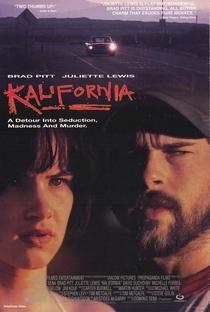 Kalifornia - Poster / Capa / Cartaz - Oficial 4
