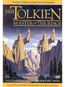 J.R.R. Tolkien: Master of the Rings - Poster / Capa / Cartaz - Oficial 1