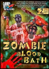 Zombie Bloodbath 3: Zombie Armageddon - Poster / Capa / Cartaz - Oficial 1