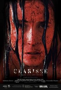 Clarisse ou Alguma Coisa Sobre Nós Dois - Poster / Capa / Cartaz - Oficial 3
