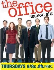 The Office (6ª Temporada) - Poster / Capa / Cartaz - Oficial 2