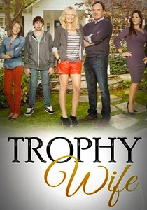 Trophy Wife - Poster / Capa / Cartaz - Oficial 3