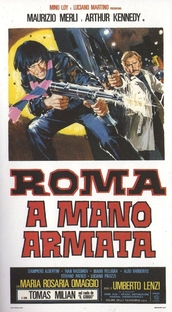 Roma Armada - Poster / Capa / Cartaz - Oficial 1