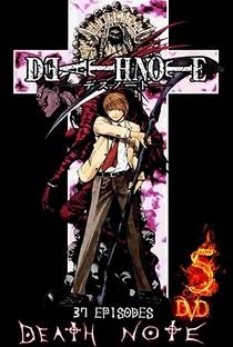 Death Note (1ª Temporada) - Poster / Capa / Cartaz - Oficial 8