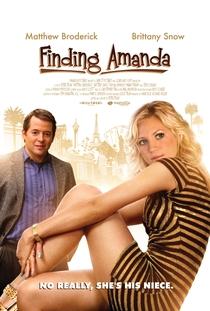 Procurando Amanda - Poster / Capa / Cartaz - Oficial 3