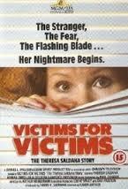Victims for Victims: The Theresa Saldana Story - Poster / Capa / Cartaz - Oficial 1