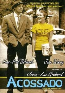 Acossado - Poster / Capa / Cartaz - Oficial 4