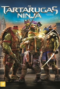 As Tartarugas Ninja - Poster / Capa / Cartaz - Oficial 13